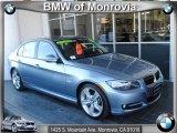 2010 Blue Water Metallic BMW 3 Series 335i Sedan #40668009