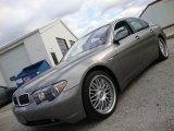 2003 BMW 7 Series 745i Sedan