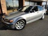 2005 Silver Grey Metallic BMW 3 Series 325i Sedan #40667904