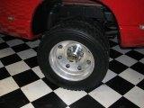 2007 Dodge Ram 3500 Laramie Quad Cab 4x4 Dually Custom Wheels