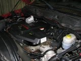 2007 Dodge Ram 3500 Laramie Quad Cab 4x4 Dually 6.7 Liter OHV 24-Valve Turbo Diesel Inline 6 Cylinder Engine