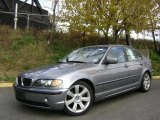 2003 Steel Grey Metallic BMW 3 Series 325i Sedan #40668080