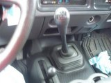 2007 GMC Sierra 2500HD Classic Regular Cab 4x4 6 Speed Automatic Transmission
