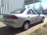 Nissan Sentra 1995 Data, Info and Specs