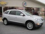 2010 Quicksilver Metallic Buick Enclave CXL AWD #40700248
