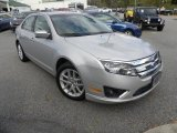 2010 Sterling Grey Metallic Ford Fusion SEL V6 #40700137