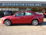 2011 Red Candy Metallic Ford Fusion SEL V6 #40700177