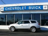 2010 Quicksilver Metallic Buick Enclave CXL AWD #40700089