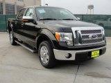 2010 Tuxedo Black Ford F150 Lariat SuperCrew #40710937