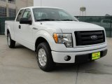 2010 Oxford White Ford F150 STX SuperCab #40710938