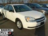 2005 White Chevrolet Malibu LS V6 Sedan #40710611
