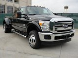 2011 Ford F350 Super Duty XLT Crew Cab 4x4 Dually Data, Info and Specs