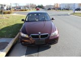 2008 Barbera Red Metallic BMW 3 Series 328xi Sedan #40710635