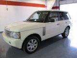 2006 Chawton White Land Rover Range Rover HSE #40710640