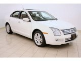2008 White Suede Ford Fusion SEL V6 AWD #40711209