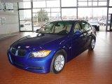 2007 Montego Blue Metallic BMW 3 Series 328xi Sedan #40710858
