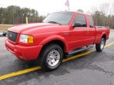 Ford Ranger 2002 Data, Info and Specs