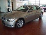 2007 Platinum Bronze Metallic BMW 3 Series 335i Coupe #40710870