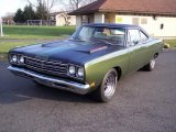 Plymouth Road Runner Colors