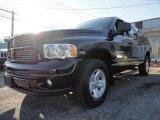 2003 Black Dodge Ram 1500 SLT Quad Cab 4x4 #40711281