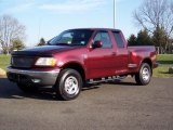 1999 Ford F150 XLT Extended Cab 4x4 Data, Info and Specs