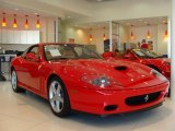 Ferrari 575M Maranello 2002 Data, Info and Specs