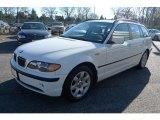 2003 Alpine White BMW 3 Series 325xi Wagon #40710733