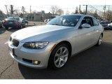 2008 Titanium Silver Metallic BMW 3 Series 328xi Coupe #40710740