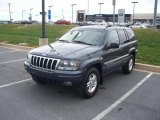 2002 Steel Blue Pearlcoat Jeep Grand Cherokee Laredo 4x4 #40711120