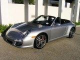 2011 Porsche 911 Carrera 4S Cabriolet Data, Info and Specs