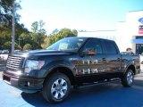 2010 Tuxedo Black Ford F150 FX2 SuperCrew #40756022