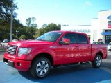 2010 Vermillion Red Ford F150 FX2 SuperCrew #40756023