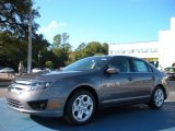 2011 Sterling Grey Metallic Ford Fusion SE #40756025