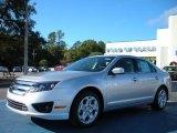 2011 Ingot Silver Metallic Ford Fusion SE #40756026