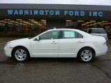 2008 White Suede Ford Fusion SEL #40756273