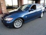 2006 Mystic Blue Metallic BMW 3 Series 325xi Sedan #40756037