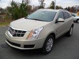 2011 Gold Mist Metallic Cadillac SRX FWD #40756551
