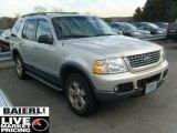 2003 Silver Birch Metallic Ford Explorer XLT 4x4 #40755853