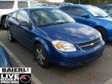 2007 Pace Blue Chevrolet Cobalt LS Coupe #40755856