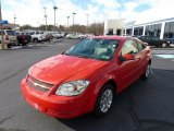 2010 Chevrolet Cobalt XFE Coupe Front 3/4 View