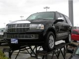2007 Black Lincoln Navigator Luxury #4047686