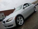 2008 Titanium Silver Metallic BMW 3 Series 335xi Coupe #40755889