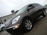 2008 Cocoa Metallic Buick Enclave CXL AWD #40755893