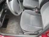 Chevrolet Metro Interiors