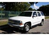 2004 Summit White Chevrolet Tahoe LT 4x4 #40756107