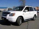 2007 Taffeta White Honda Pilot EX-L 4WD #4047429