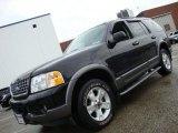 2003 Black Ford Explorer XLT 4x4 #40755901