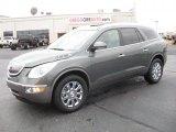 2011 Silver Green Metallic Buick Enclave CXL #40756367