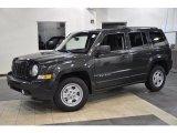 2011 Jeep Patriot Dark Charcoal Pearl
