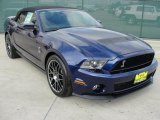 2011 Ford Mustang Kona Blue Metallic